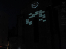 Breakout, Kinect on a building style