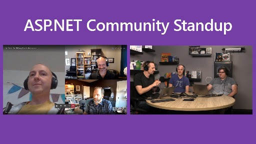 ASP.NET Community Standup - Oct 9, 2018 - The Blazor Show!
