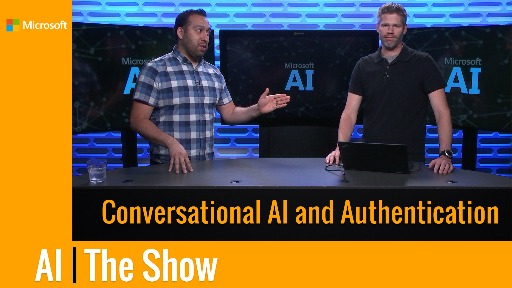 Conversational AI and Authentication