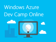 Windows Azure Dev Camp Online