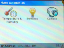 Every Gadgeteer's dream? A Gadgeteer Home Automation System