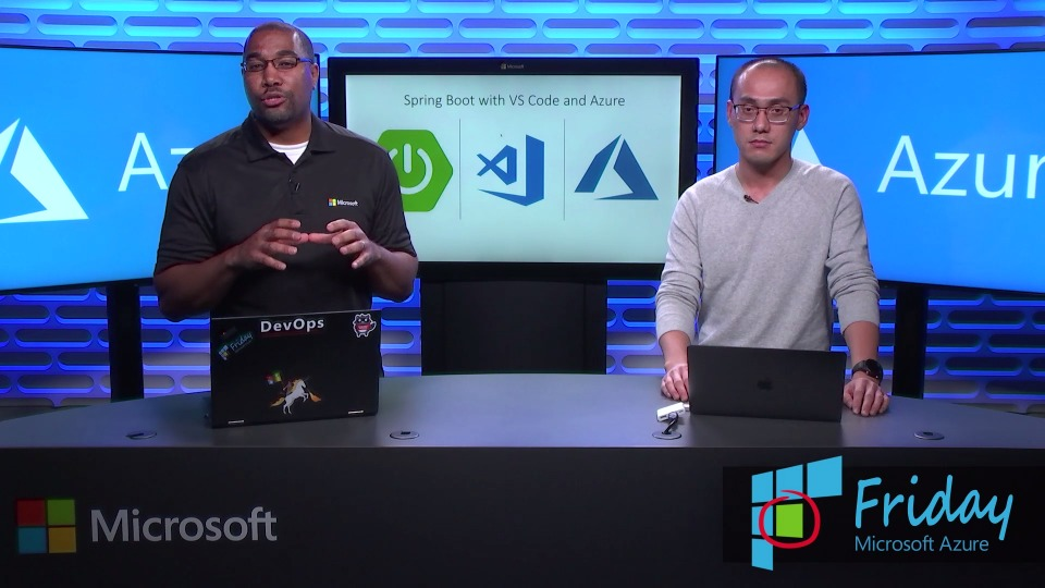 Java Spring Boot application with VS Code and Azure