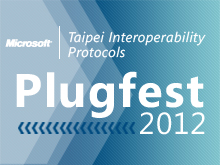 Taipei Communication Protocols Plugfest 2012