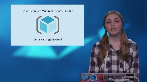 Part 2 of 4: Use Azure Resource Manager to create managed Kubernetes cluster