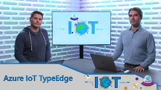 Azure IoT TypeEdge : a strongly-typed development experience for Azure IoT Edge