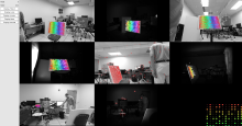 Kinect'ing with Gregory Kramida, University of Maryland