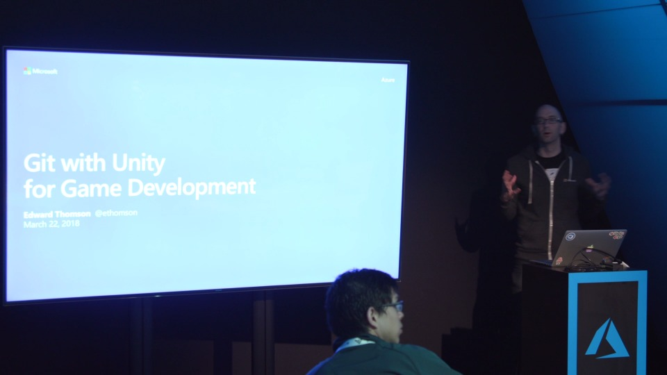 Git with Unity for Game Development