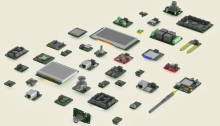Open-Source 3D Models of .NET Gadgeteer Hardware