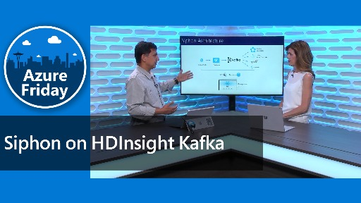 Siphon on HDInsight Kafka