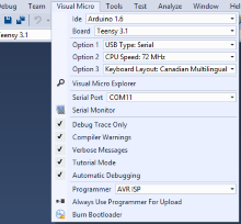 Arduino for Visual Studio 2015 [Beta]