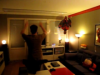 Living Room Automation with Kinect