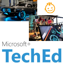 Project Detroit, BoxingBots and Kinect at TechEd