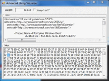 """String, oh string, what a character you are... """"Visual Studio String Debug Visualizer"""""""