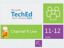 Tech Ed North America and Channel 9 Live sessions are up!