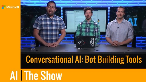 Conversational AI: Bot Building Tools