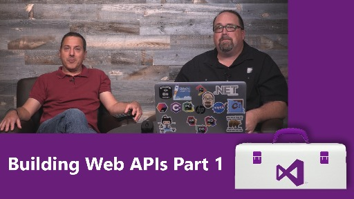 Building Web APIs Part 1