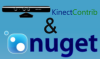 KinectContrib Templates now available via Nuget