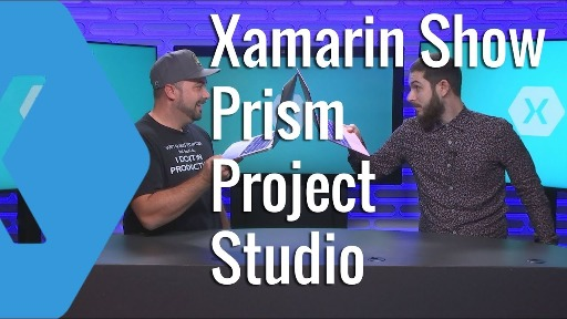 Prism Template Studio & Developer Toolkit for Visual Studio for Mac with Dan Siegel