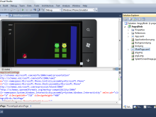 Creating a simple Angry Avian (i.e. Birds) Clone for WP7 all in Expression (and no code) Tutorial