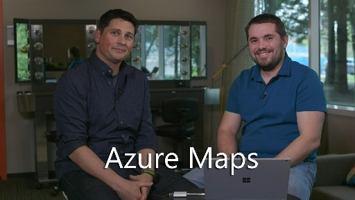 Azure Maps intro for developers
