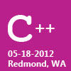 Building Windows 8 Metro Style Apps with C++ - A Free Event [Sold Out. Will Stream Live!]