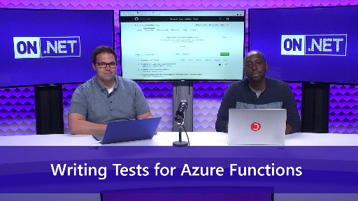 Writing Tests for Azure Functions