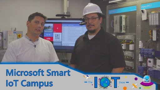 Microsoft Smart IoT Campus