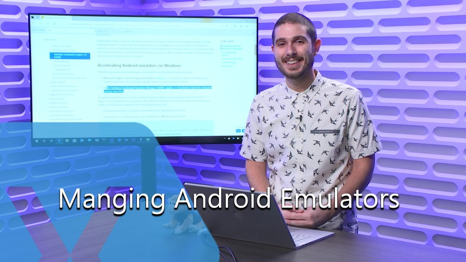 How to Create and Manage Your Own Android Emulators