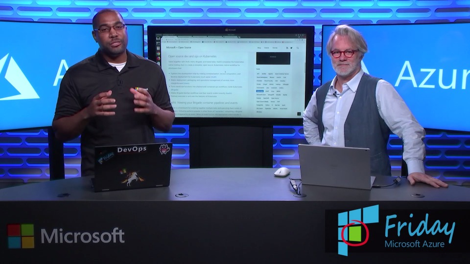 Container-native developer experiences, Part 1 - Overview